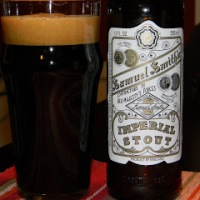 Review of Samuel Smith's Imperial Stout
