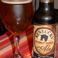 Review of Kentucky Bourbon Barrel Ale