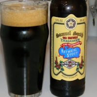 Review of Samuel Smith's Oatmeal Stout