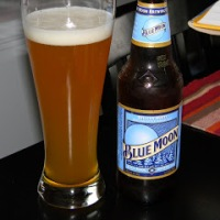 Review of Blue Moon Belgian White