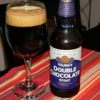 Review of Young's Double Chocolate Stout