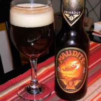 Review of Unibroue Maudite