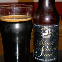 Review of Brooklyn Black Chocolate Stout