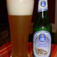 Review of Hofbrau Munchen Hefe Weizen