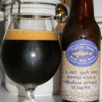 Review of Dogfish Head World Wide Stout