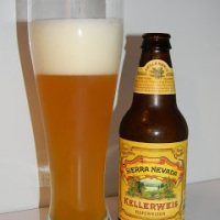 Review of Sierra Nevada Kellerweis Hefeweizen