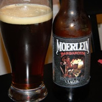 Review of Moerlein Barbarossa Double Dark Lager