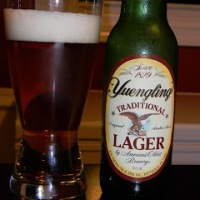 Review of Yuengling Traditional Lager