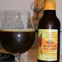 Review of J.W. Lees Limited Edition 2001 Harvest Ale