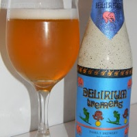 Review of Delirium Tremens Belgian Strong Ale