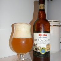 Review of St. Feuillien/Green Flash Biere De L'Amitie