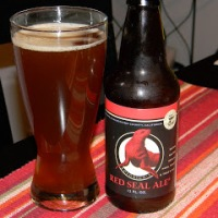Review of North Coast Red Seal Ale