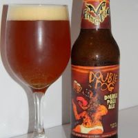 Review of Flying Dog Double Dog Pale Ale