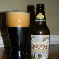 Review of Sierra Nevada Beer Camp Juniper Black Ale