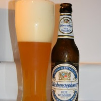 Review of Weihenstephaner Hefeweissbier
