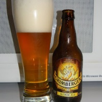 Review of Grimbergen Blonde Ale