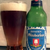 Review of Spaten Oktoberfest