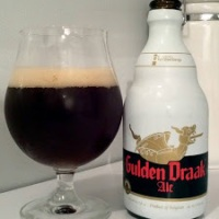 Review of Gulden Draak Ale