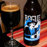 Review of Rogue Shakespeare Oatmeal Stout