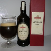 Review of Fullers 2005 Limited Edition Vintage Ale