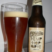 Review of O'Fallon Hemp Hop Rye Amber Ale
