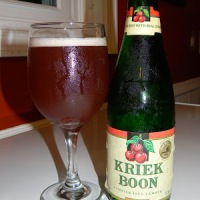 Review of Boon Kriek Lambic