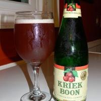 Review of Boon Kriek Lambic