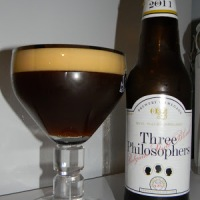 Review of Ommegang Three Philosophers
