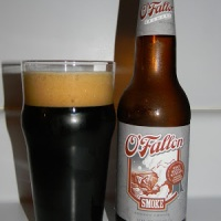 "Review of O'Fallon ""Smoke"" Smoked Porter"