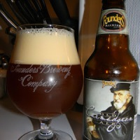 Review of Founders Curmudgeon Old Ale