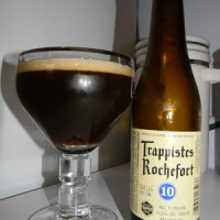 Review of Trappistes Rochefort 10