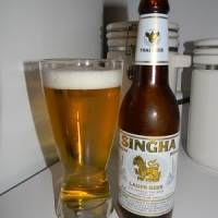 Review of Singha Thai Beer