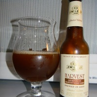 Review of J.W. Lees Limited Edition 2005 Harvest Ale (Lagavulin Whiskey Casks)