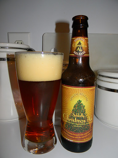 Review of Schlafly Christmas Ale   Beer Apprentice - Craft Beer ...