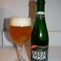 Review of Boon Oude Geuze