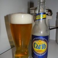 Review of Carib Premium Lager