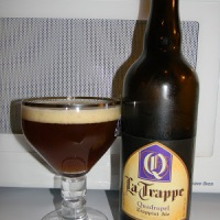 Review of La Trappe Quadrupel Trappist Ale