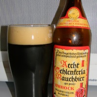 Review of Aecht Schlenkerla Rauchbier Urbock