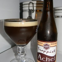 Review of Trappist Achel 8 Bruin