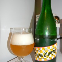 Review of Saison Dupont