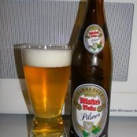 Review of Mahr's Brau Pilsner