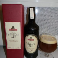 Review of Fullers 2007 Limited Edition Vintage Ale (Tenth Anniversary)