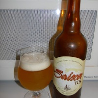 Review of Sly Fox Saison VOS