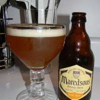 Review of Maredsous Abbaye-Abdij Blonde 6