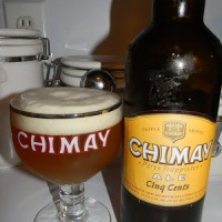 Review of Chimay Cinq Cents