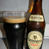 Review of Guinness Extra Stout