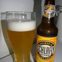 Review of Schlafly Hefeweizen Unfiltered Wheat