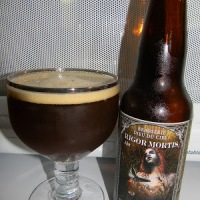 Review of Dieu Du Ciel Rigor Mortis Abt.