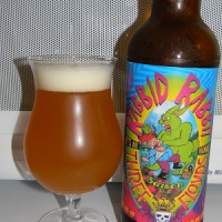 Review of Three Floyds Rabbid Rabbit