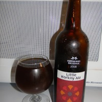 Review of Norrebro Bryghus Little Korkny Ale (2008)
